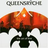 QUEENSRYCHE - The art of live      CD