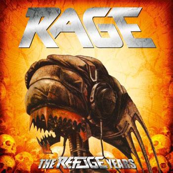 RAGE - The refuge years - 10 CD Box (incl DVD)      Box