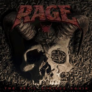 RAGE - The devil strikes again      2-CD