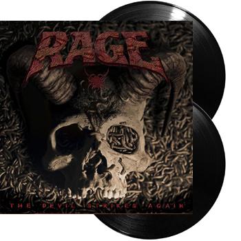 RAGE - The devil strikes again      DLP