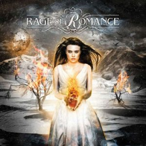 RAGE OF ROMANCE - Same      CD