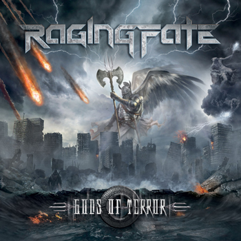 RAGING FATE - Gods of terror      CD