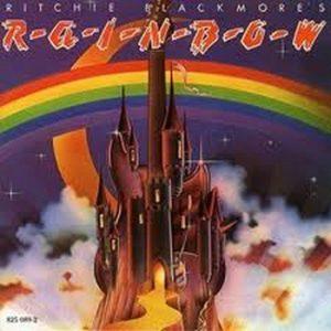 RAINBOW - Ritchie Blackmore`s Rainbow      CD