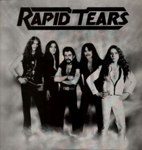 RAPID TEARS - Honestly & Cry for mercy      CD
