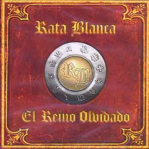 RATA BLANCA - El reino olvidado      CD