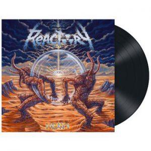 REACTORY - Heavy      LP