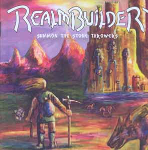 REAMBUILDER - Summon the stone throwers      CD