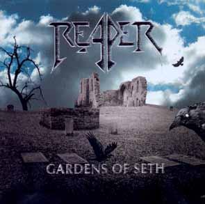 REAPER - Gardens of seth      CD
