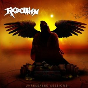 REBELLION - Unreleased sessions      CD