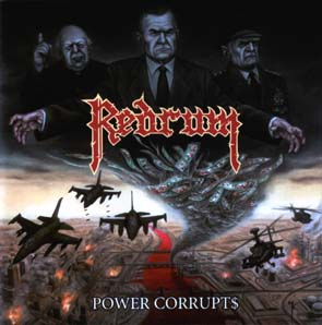 REDRUM - Power corrupts      CD