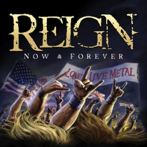 REIGN - Now & forever      CD