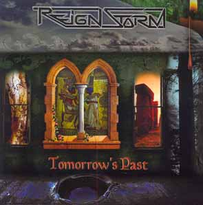REIGNSTORM - Tomorrow`s past      CD
