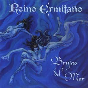 REINO ERMITANO - Brujas del mar      CD