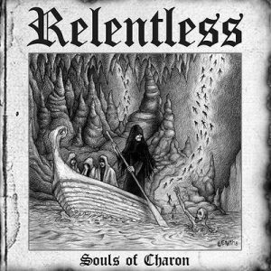 RELENTLESS - Souls of charon      CD
