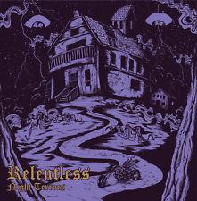 RELENTLESS - Night terrors      CD