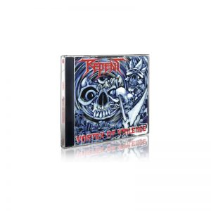 REPENT - Vortex of violence      CD