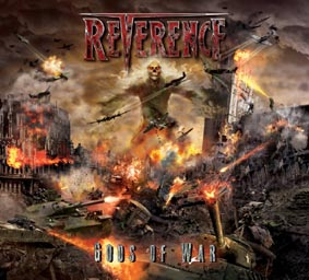 REVERENCE - Gods of war      CD