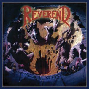 REVEREND - Play god - rerelease & 6 bonustracks      CD