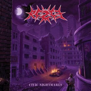 REZET - Civic nightmares      CD
