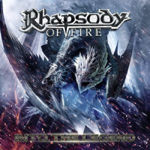 RHAPSODY OF FIRE - Into the legend      CD