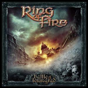 RING OF FIRE - Battle of Leningrad      CD