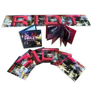 RIOT - The official bootleg series Vol. 1 (6 CDs)      Box