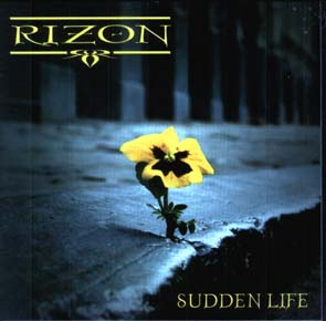 RIZON - Sudden life      CD
