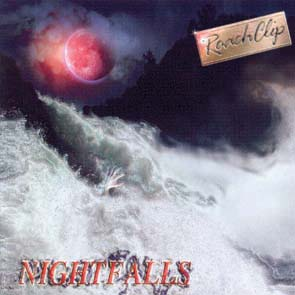 ROACHCLIP - Nightfalls      CD