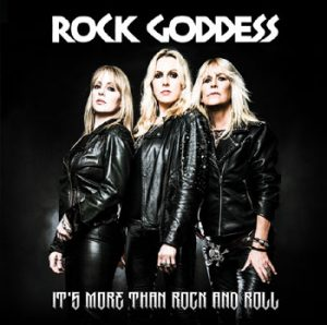 ROCK GODDESS - It`s more than rock and roll      Maxi CD