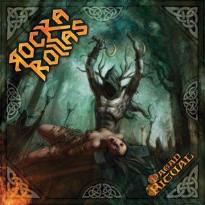 ROCKA ROLLAS - Pagan ritual      CD