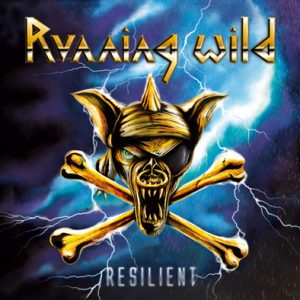 RUNNING WILD - Resilient      CD