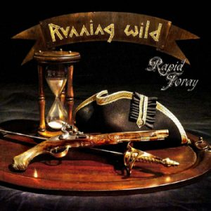 RUNNING WILD - Rapid foray - limited      CD