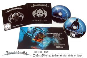 RUNNING WILD - Shadowmaker      CD&DVD