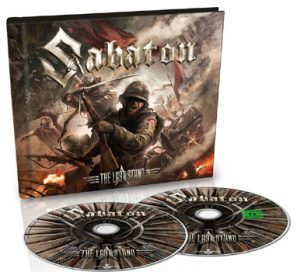 SABATON - The last stand      CD&DVD
