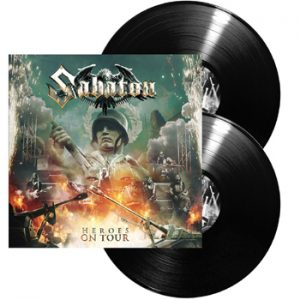 SABATON - Heroes on tour      DLP