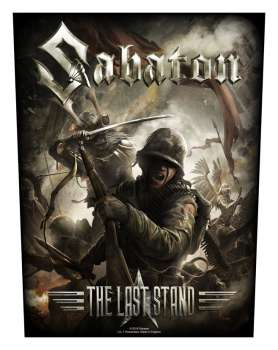SABATON - The last stand      Rückenaufnäher