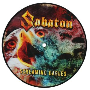 SABATON - Screaming eagles      Single