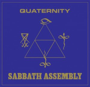 SABBATH ASSEMBLY - Quaternity      CD
