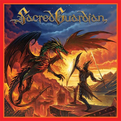 SACRED GUARDIAN - Sacred Guardian      CD