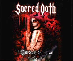 SACRED OATH - ...till death do us part      CD