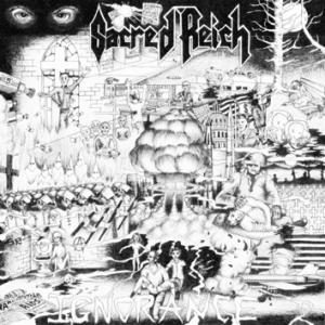 SACRED REICH - Ignorance & 3 bonustracks      LP