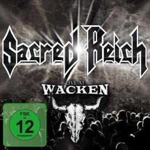 SACRED REICH - Live at Wacken      CD&DVD