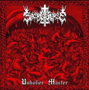 SACROCURSE - Unholier master      LP
