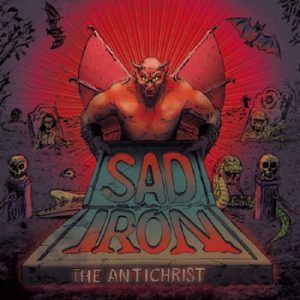 SAD IRON - The antichrist      CD