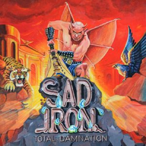 SAD IRON - Total damnation & 5 bonustracks      CD