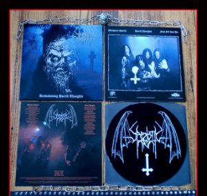 SADISTIC INTENT - Reawakening horrid thoughts      LP