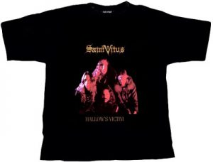 SAINT VITUS - Hallows victim - size L      T-Shirt - 100 % Baumwolle
