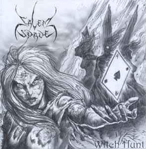SALEM SPADE - Witch hunt      CD