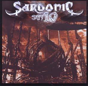 SARDONIC - Say 10      CD
