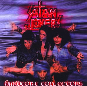 SATAN JOKERS - Hardcore collectors      CD